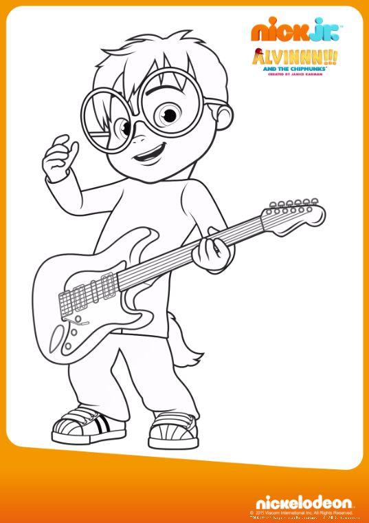 8 best Alvinnn!!! images on Pinterest | Squirrels, Chipmunks and Nick jr