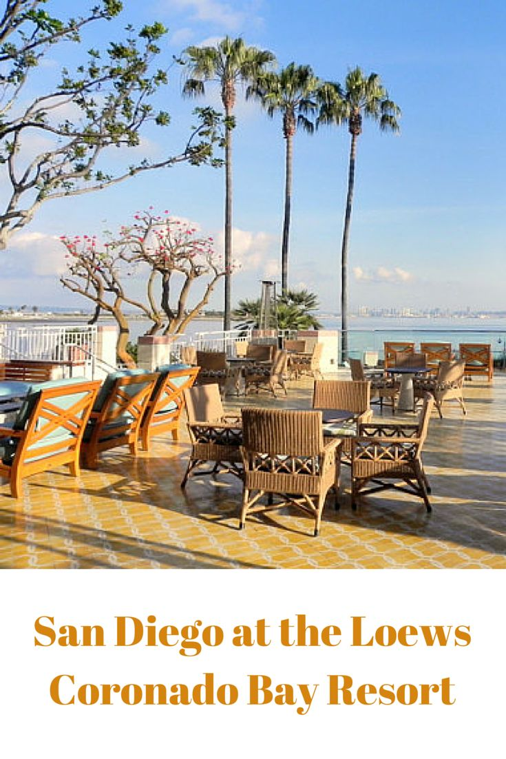 A Family-Friendly Stay in San Diego at the Loews Coronado Bay Resort