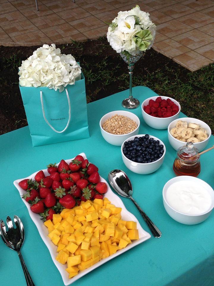 Breakfast @ tiffany's