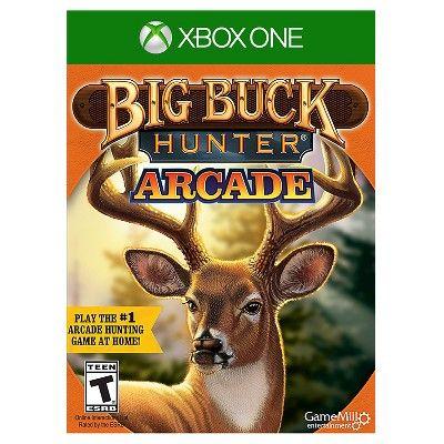 Big Buck Hunter Arcade Xbox One : Target