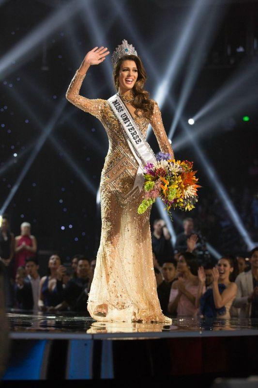 Miss Univers 2017 Iris Mittenaere