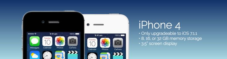 High Quality Refurbished iPhone 4 at the Best Prices at JemJem.com.