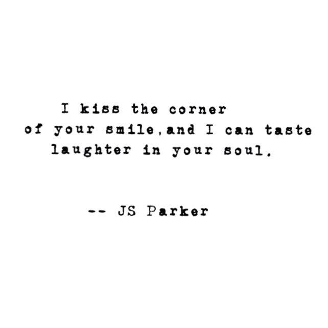 Haiku poem. JS Parker