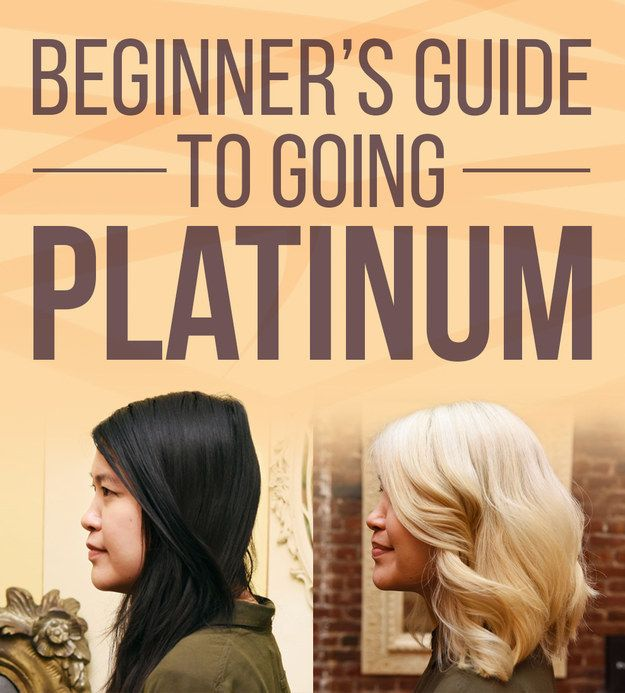 We asked BuzzFeed employee Peggy Wang to walk through the process of going platinum from start to finish.