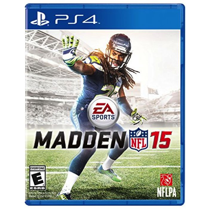 PS4 - Madden NFL 15