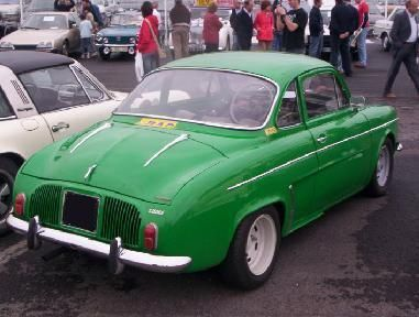 305 Best Dauphine Images On Pinterest Vintage Cars Automobile