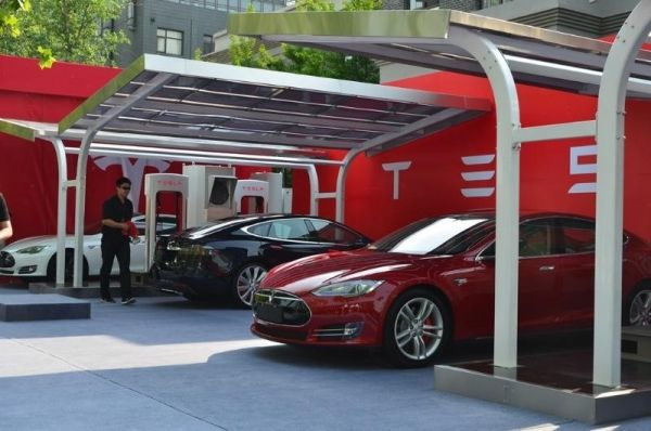 By October, Hanergy the thin film solar energy company will launch as many as five solar-powered cars.