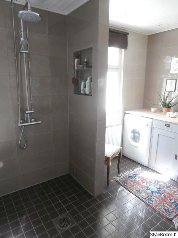 kylpyhuone,suihku,sadesuihku,laatta,lattialaatta