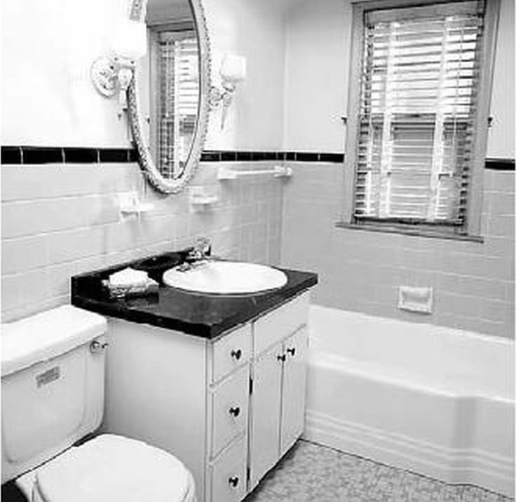 Appealing Black And White Bathrooms Simple Black And White Bathroom Design  Home And Design Interior Black