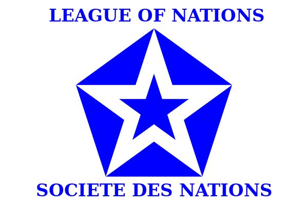 The League of Nations was created in 1919, a year after World War I ended. It was made in order to prevent another world war from happening and to spread peace throughout different nations.