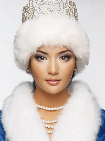 Kazakh (Kazakhstan, Uzbekistan, Russia, Mongolia, China)