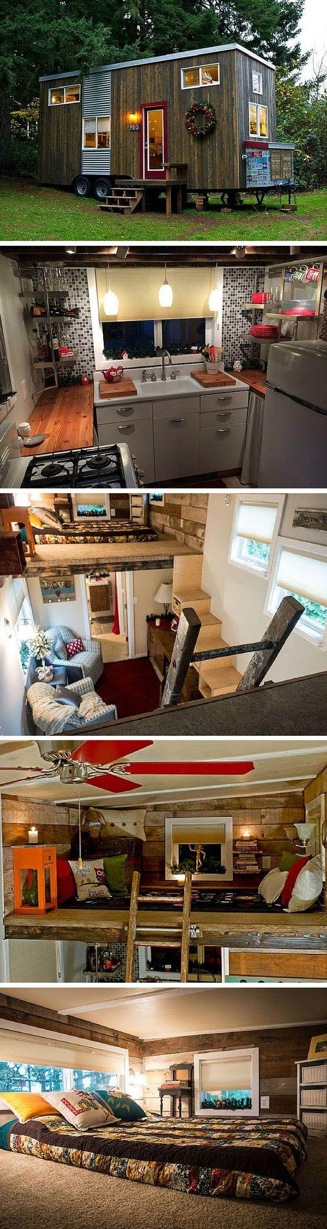 Me encanta que tiene dos pisos de arriba