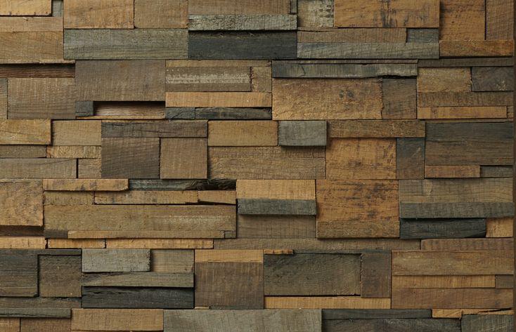 Wall - Oak Fossil Ebony