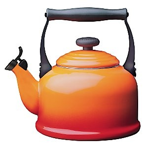 whistling teapot from #lecreuset