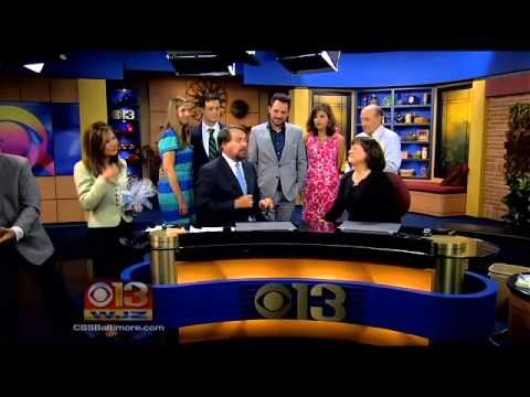 WJZ-TV Final Words From Legendary Anchor Don Scott - YouTube