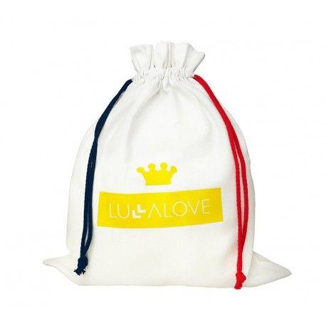 Worek na Bieliznę - Landry Bag Royal Label od Lullalove. Sprawdzi się podczas podróży. Idealny do przchowywania bielizny, rzeczy do prania czy ubranek na zmianę dla dziecka.
