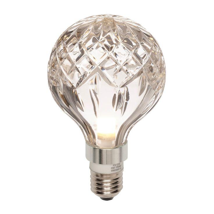 Lee Broom Crystal Bulb Klar Belysningsdesign.se