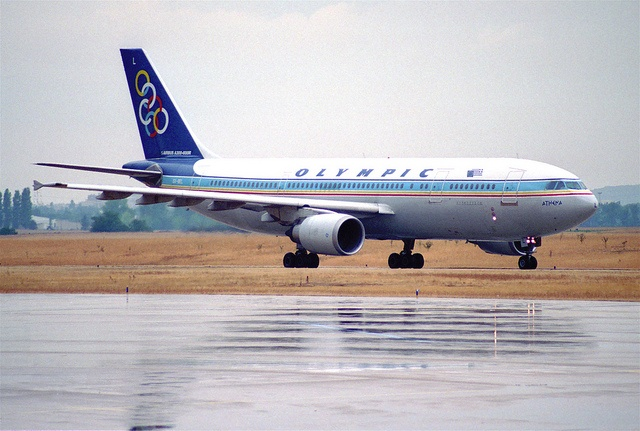 Olympic Airways (Airbus A300-605)