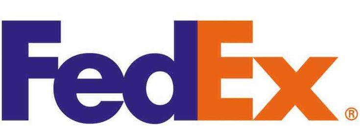We ship via FedEx