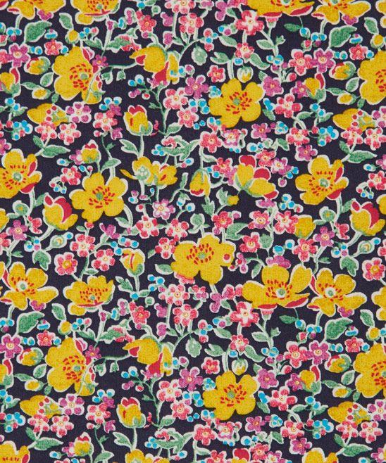 Liberty Art Fabrics John A Tana Lawn Cotton