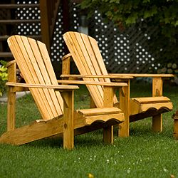 How - to build your own muskoka chairs