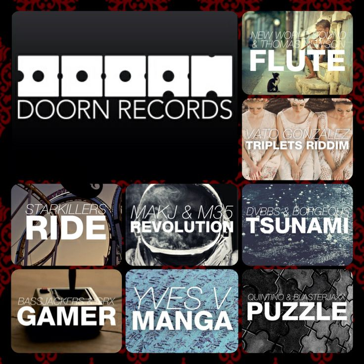 Doorn Reccords