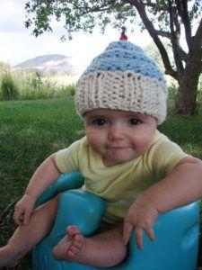 e27d1a6427161 free cupcake hat knitting pattern