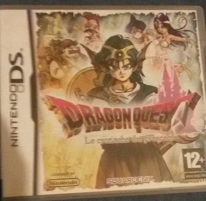 Dragon quest Nintendo DS