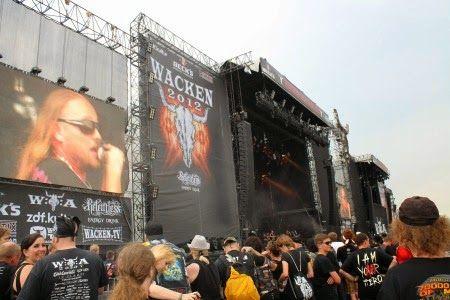 New-Metal-Media der Blog: News: Alle Jahre wieder - Der Ärger mit den Wacken... #news #metal #wacken