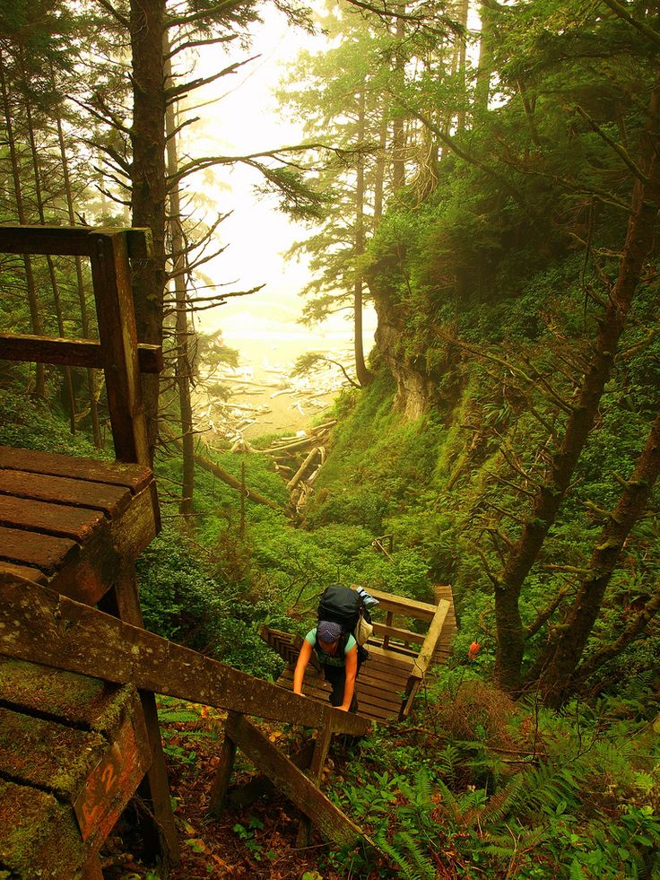West Coast Trail, Canada / The 50 Best Hikes in the World
