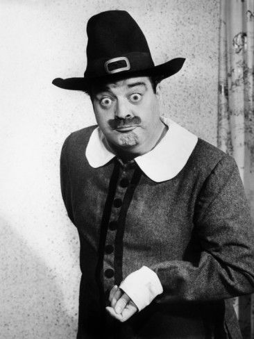 jackie gleason images | The Jackie Gleason Show, Jackie Gleason as Reginald Van Gleason III ...