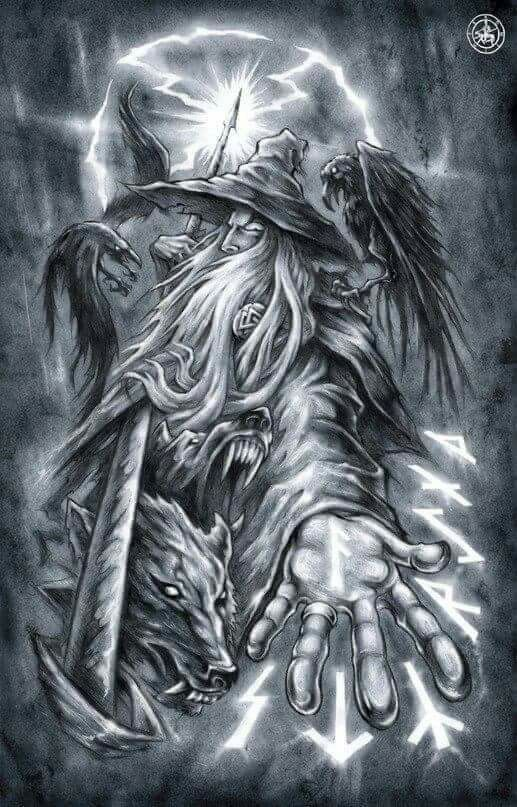 ODIN THE ALFATHER