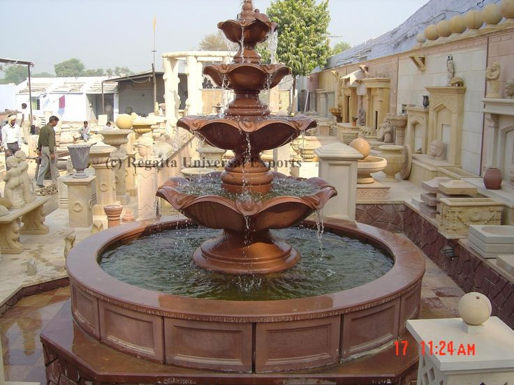 Regatta Exports Manufactures Quality Fountains And Offers Competitive  Costs. Natural Stones ...