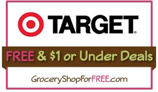 Target Deals & Coupon Match-ups! FREE & Under $1!! http://www.groceryshopforfree.com/2012/01/target-deals-coupon-match-ups-free-under-1-30/