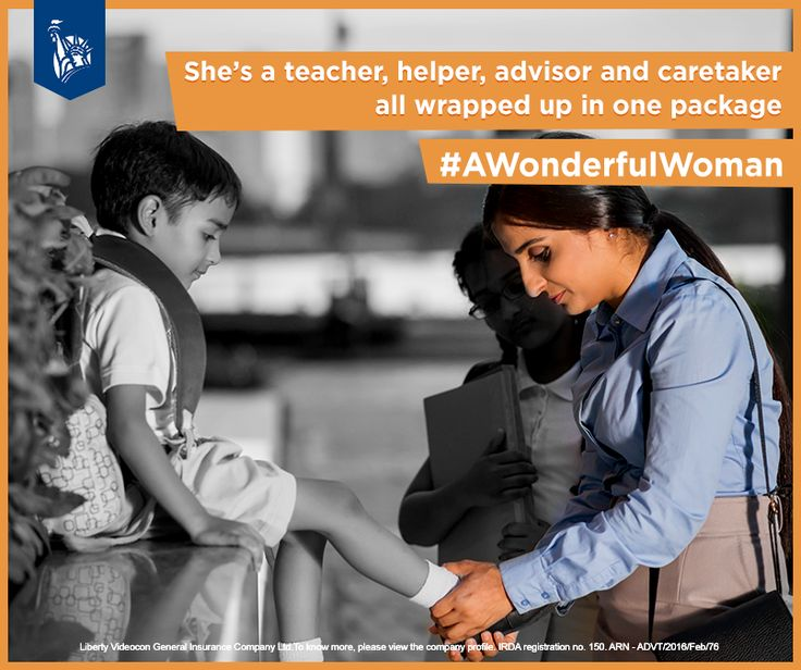 She is  a teacher, helper, advisor and caretaker all wrapped in one package. #Awonderfulwomen #LibertyVideocon