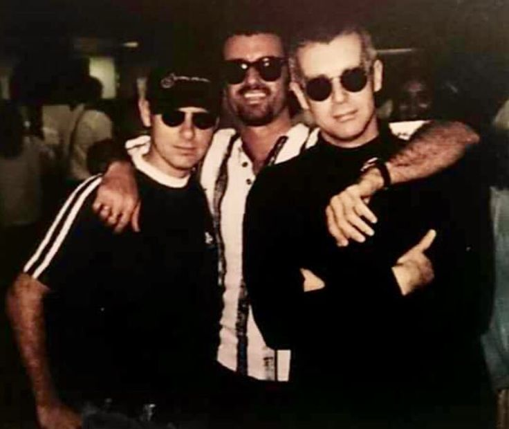 George Michael with the Pet Shop Boys, Jem