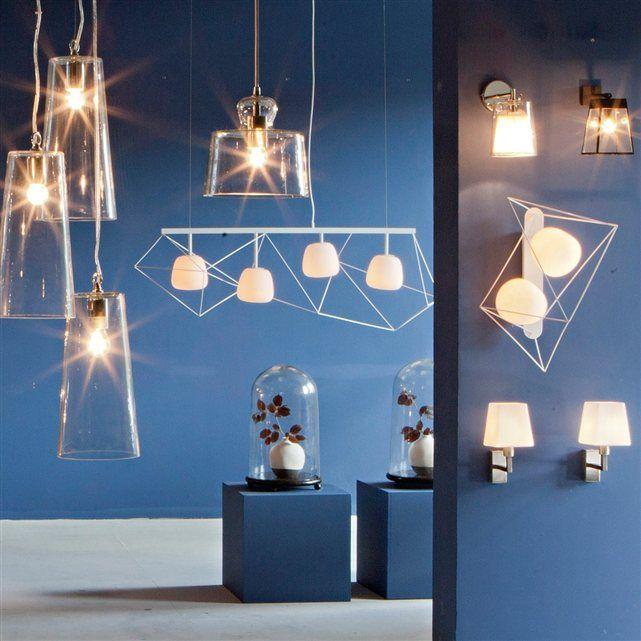 amazing applique spiro design e gallina with la redoute luminaire. Black Bedroom Furniture Sets. Home Design Ideas