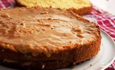 Нежнейший медовый бисквит - oн прямо тает во рту, его можно есть безо всяких кремов