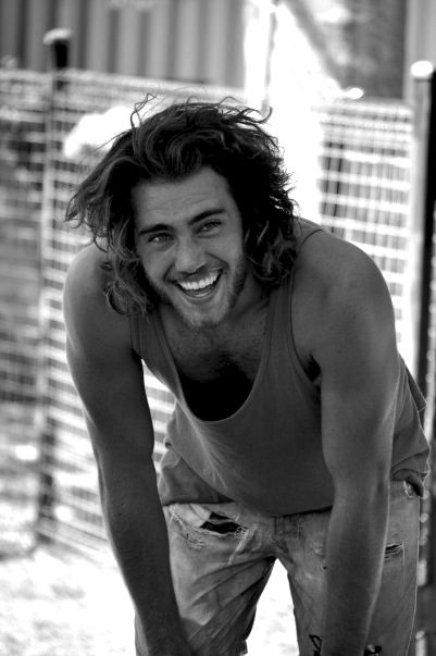 Matt Corby - not sure what's better, his face or his music