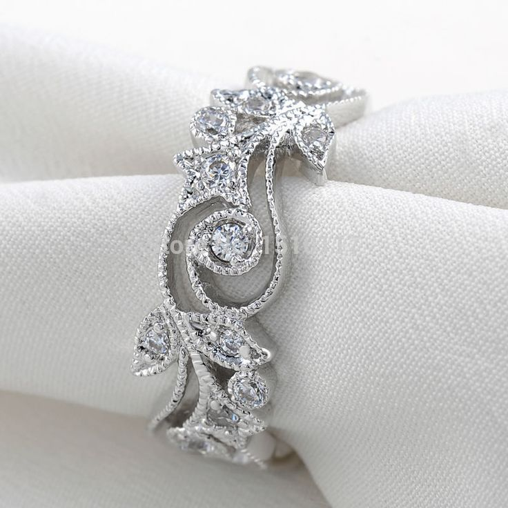 Cool Best Silver wedding rings ideas on Pinterest Silver engagement rings Elegant wedding rings and Wedding rings simple
