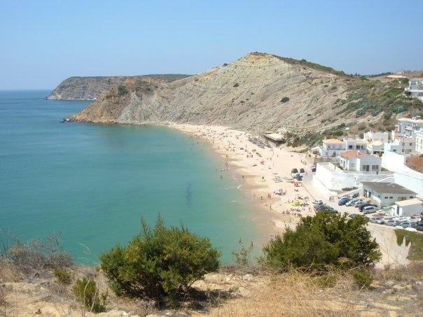 Burgau, Algarve-Portugal  Burgau it's a beautiful village located in the windward Algarve, between Lagos and Sagres