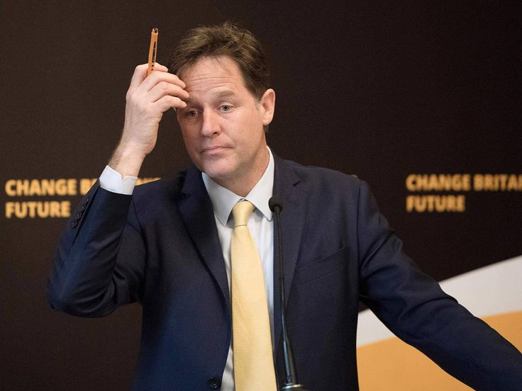 Nick Clegg betrayed the electorate at the smallest whiff of power – he does not deserve a knighthood   The Independent