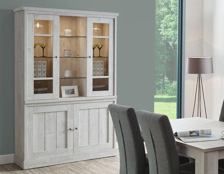 les 23 meilleures images du tableau vaisselier contemporain sur pinterest couleurs vaisselier. Black Bedroom Furniture Sets. Home Design Ideas