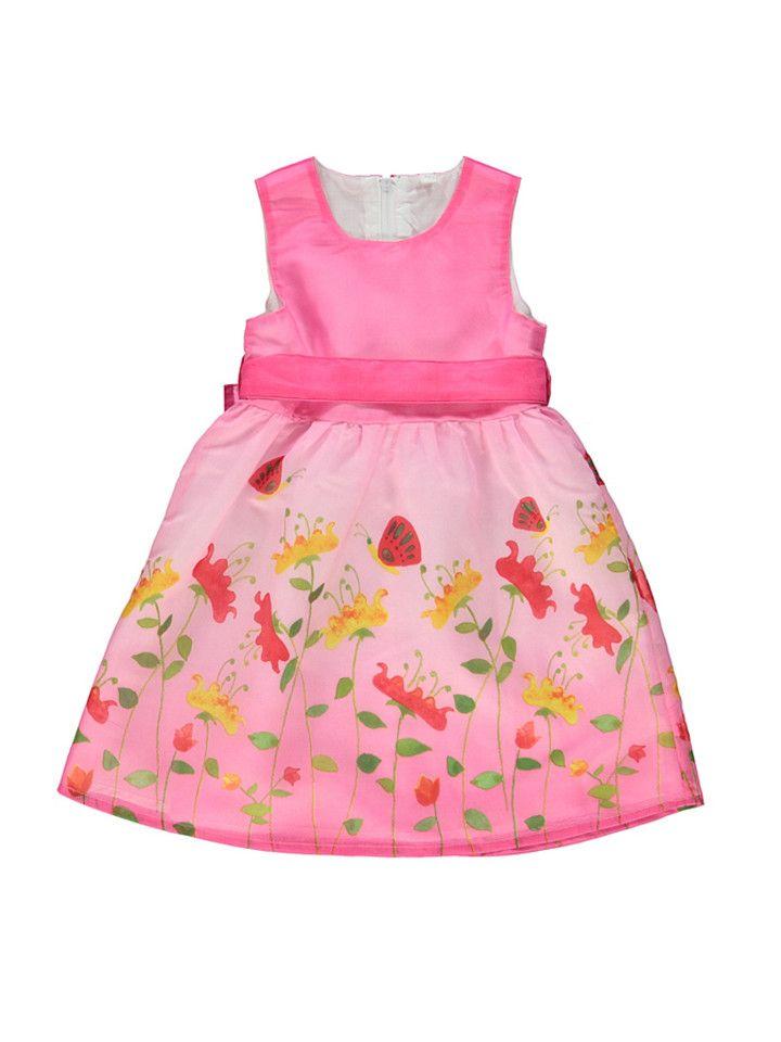 jurk-donkerroze-meerkleurig.jpg (720×960)