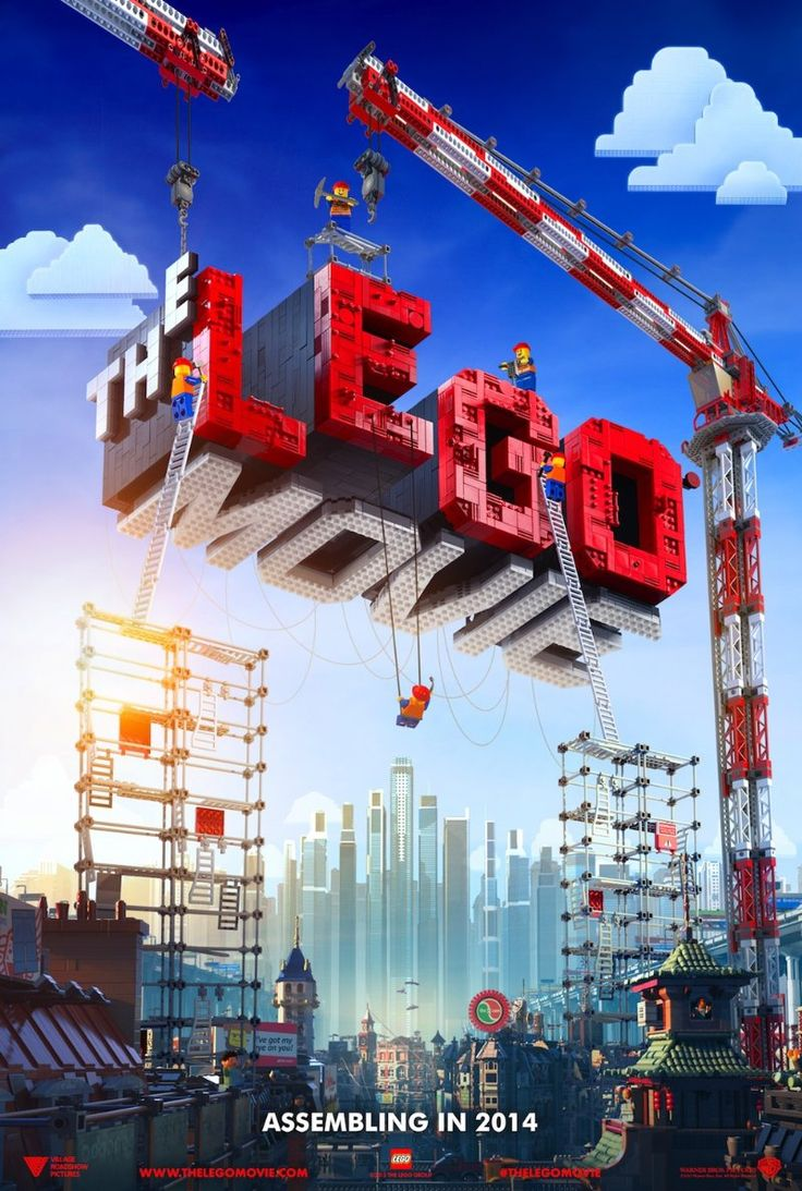 The Lego Movie (2014) Tyler is looking forward to seeing this movie, he was beyond excited when he saw the previews for it! :-)