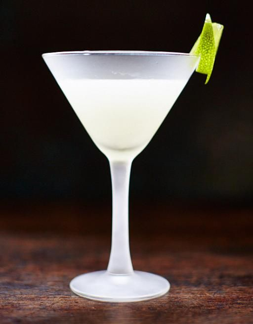 There may be endless varieties of Daiquiri (strawberry Daiquiri being the most famous) but get some good rum and you can't beat the beautiful simplicity of the original.