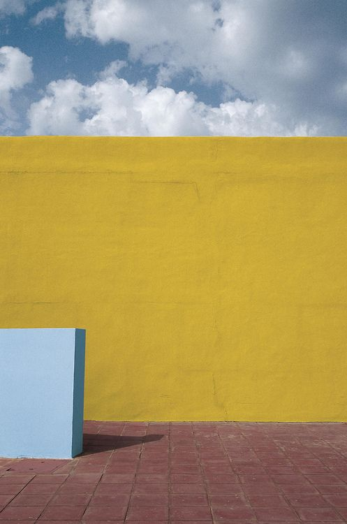 Franco Fontana. Franco Fontana is an Italian photographer born in Modena, on December, 9th, 1933. He is best known for his abstract colour landscapes. Fontana's photos have been used as album cover art for records produced by the ECM jazz label.