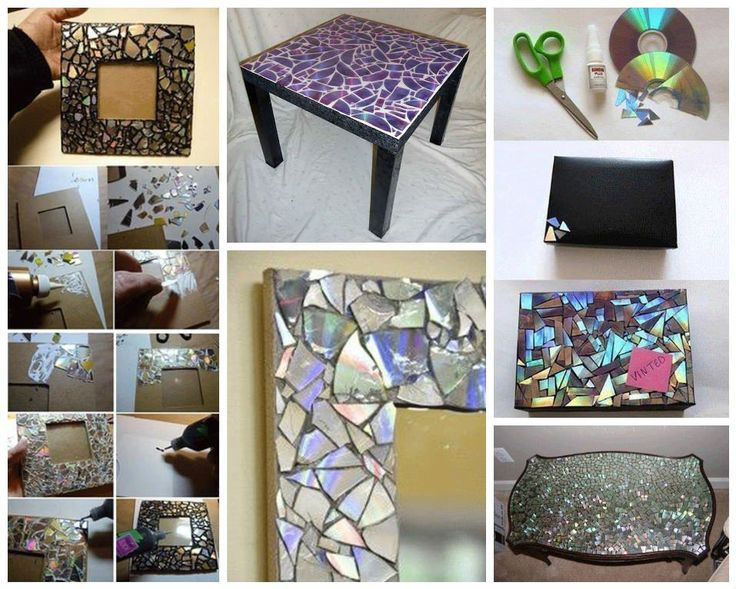 Easy Ideas to Reuse Old Cds  Cool Electronic Projects