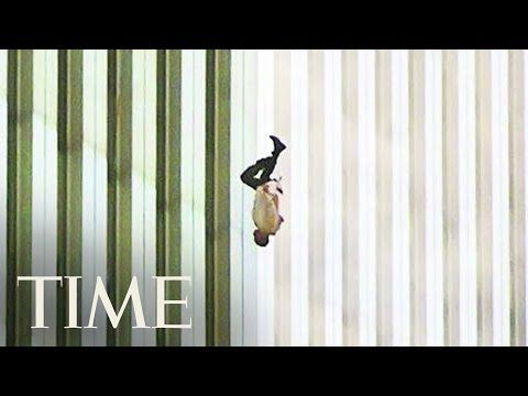 TIME: The Falling Man | Behind The Photo - Most images of 9/11 depict destruction on a massive scale. But Richard Drew's quiet picture of one man falling from the towers conveys the tragedy of every life lost that day.