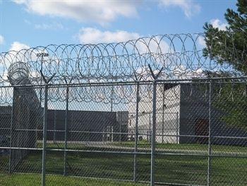 Image result for modern prison exterior